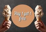 [NSW/QLD/WA] Buy Any Gelato, Get 1 Gelato Free @ Gelatissimo