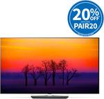 "LG 65"" OLED65B8 TV $2633.60 + Delivery (Free C&C) @ Videopro eBay"