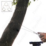 Stainless Steel Compact Wire Saw Outdoor Survival Tool  $1.99+Free Shipping - TinyDeal.com