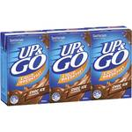 ½ Price: Sanitarium UP&GO Varieties (Protein Energize, Liquid Breakfast) 250ml 3-Pk $2.40 (NSW) $2.75 Other States @ Woolworths