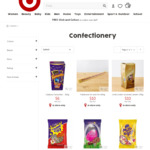 75% off Easter Chocolates and Products at Target