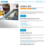 [NSW] 30% off Evening and Weekend Parking @ Secure Parking (Sydney)