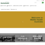 40% off on All Wattlehealth Products
