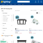 Extra 20% off a Range of Heating Products @ JD Lighting