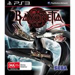 Bayonetta for XBox 360 & PS3 $20 at BigW
