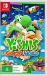 [Amazon Prime] Yoshi's Crafted World $49.60 Delivered @ Amazon AU