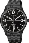 Citizen Quartz BI1055-52E Black Stainless Steel $99 (Free Delivery + 5yr Warranty) @ Starbuy