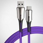 CAFELE 5A Type-C / USB-C Metal Pen Series Kirsite Charging Data Cable, Length: 1m $7.94 Delivered @ GTech Web Store