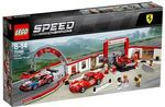 LEGO Speed Champions Ferrari Ultimate Garage 75889 - $89 @ Target