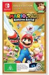 [Switch] Mario + Rabbids Kingdom Battle Gold Edition $39 Pickup /+ Delivery @ JB Hi-Fi
