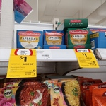 Maharajah's Choice Pappadam Plain or Garlic 100g $1 @ Coles