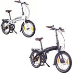 NCM Lyon Electric Folding Bicycle, 36V 8Ah $999 (33% off) + Free Shipping @ Leon Cycle Australia