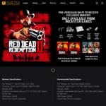 [PC] Red Dead Redemption 2: Standard ~AU $57, Special ~AU $75, Ultimate ~AU $91 @ Rockstar Social Club (Russian VPN Required)