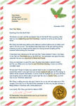 Personalised Letter from Santa - $5 Delivered (Save $5) @ Hippo Blue