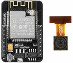 Geekcreit ESP32-CAM Wi-Fi + Bluetooth Camera Module Development Board - USD $7.25 (~AU $10.58) Delivered @ Banggood