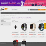 Xiaomi Amazfit GTS GPS Smart Watch - $179.55 + Free Delivery (Grey Import) @ TobyDeals