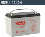 33% off - 140AH 12V AGM Deep Cycle Battery $267 Delivered @ AussieBatteries