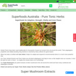 10% off for Existing Customers or 10% for New Subscribers + Extra Freebies during Black Friday @ Superfoods Australia