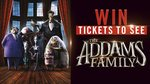 Win 1 of 10 Family Passes to The Addams Family Worth $80 from Seven Network