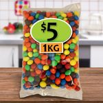 [TAS] M&M's Caramel 1kg Bag $5 @ Shiploads