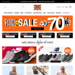 20% off Pumpkin Patch, Havaianas $19, Free Shipping over $80 @ Rivers