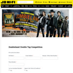 Win 1 of 2 Framed Posters Signed by Jesse Eisenberg & Filmmakers Worth $200 from JB Hi-Fi
