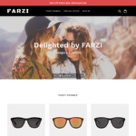25% off Sunglasses Sitewide + Free Delivery @ FARZI