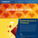BOGO Free Time Play Package @ Timezone Aus
