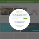 Groupon Coupons Refund Deal - Get 10% Bonus Credit in Groupon Account or 12 Months Additional Expiry