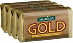 Palmolive Gold Bar Soap Daily Deodorant Protection 4 x 90g $2.24 (Subscribe & Save) Delivered @ Amazon AU