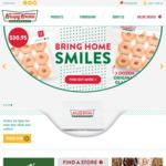 [NSW, QLD, VIC, WA] Free 4-Pack of Krispy Kreme with Purchase of Any Dozen @ Krispy Kreme (Participating Stores)