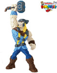 Mini Brick Giant Thor Figurine $25 Shipped (Was $50) @ Teddy Co Funland