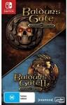 [Switch] Baldur's Gate and Baldur's Gate II: Enhanced Editions $59 C&C @ EB Games