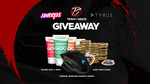 Win a CORSAIR Wireless Gaming Mouse, Gamer Goo & 6,000 Apex Coins from Sweeps, TaingySauce & Tyrus