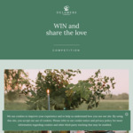 Win Two Sparkling Wine Packs from Delamere Vineyards