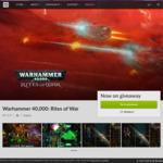 [PC] Free - Warhammer 40,000: Rites of War @ GOG