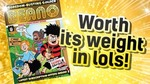 Golden Beano Issue 4 - Full Size 36 Page Beano Comic Now Available for Free, Digital & Printable @ Beano