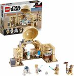 [Back Order] LEGO Star Wars: A New Hope OBI-Wan's Hut 75270 $30.26 + Delivery ($0 with Prime/ $39 Spend) @ Amazon AU