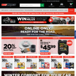 30% off Engine Oil @ Repco (Online Only)