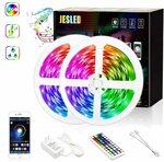 JESLED Bluetooth LED Strip Lights 10m $49.99 Delivered @ JESLED via Amazon AU