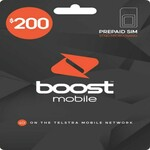 Boost $200 Sim with 150GB Data, 6 Month Expiry, Unlimited Calls, $170 Shipped @ Phonebot