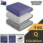 20% off Weighted Gravity Blankets (from $55.20) Delivered @ AhaTechAus Amazon AU