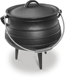 Cast Iron Potjie Camping Cooker $49.99 @ ALDI Special Buys