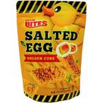 Snazk Bites Salted Egg Golden Cube 100g $2.50 @ Woolworths (Selected Stores)