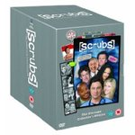 Scrubs - Season 1 to 9 for $58.00 Delivered from Amazon UK