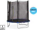 6ft Steel Trampoline $149 at ALDI Special Buys (Excluding Victorian Stores)