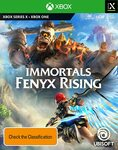 [XSX] Immortals Fenyx Rising $79, Call of Duty: Black Ops Cold War $94, Far Cry 6 $69 @ Amazon AU