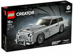 LEGO Creator Expert James Bond Aston Martin DB5 10262 $167.99 with Free Delivery @ MYER eBay