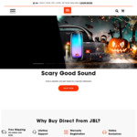 20% off All Products - JBL Online Store