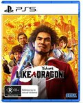 [PS5, Pre Order] Yakuza: Like a Dragon $73.99 (Expired), The Pathless Day One Edition $79 Delivered @ Amazon AU